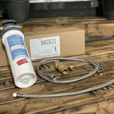 Water Filter Pressure Limiting Valve Hoses Fittings Kit coffee Machine Warehouse 1858 Princes Highway Clayton VIC 3168