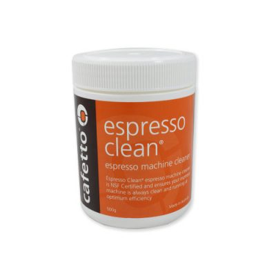 Cafetto Chemical Cleaner Coffee Machine Warehouse 1858 Princes Highway Clayton VIC 3168CAFEC1000