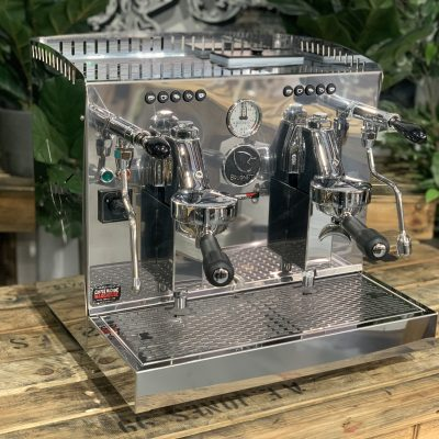 Brugnetti Viola 2 Group Compact Brand New - Stainless Steel Espresso Coffee Machine Warehouse 1858 Princes Highway , Clayton 3168 VICIMG_2241