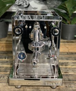 Quick Mill Aquila 1 Group Brand New - Stainless Steel Espresso Coffee Machine Warehouse 1858 Princes Highway , Clayton 3168 VICIMG_3838