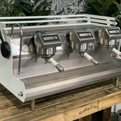 Synesso Sabre 3 Group White Espresso Coffee Machine 1858 Princes Highway , Clayton VIC 3168IMG_2240